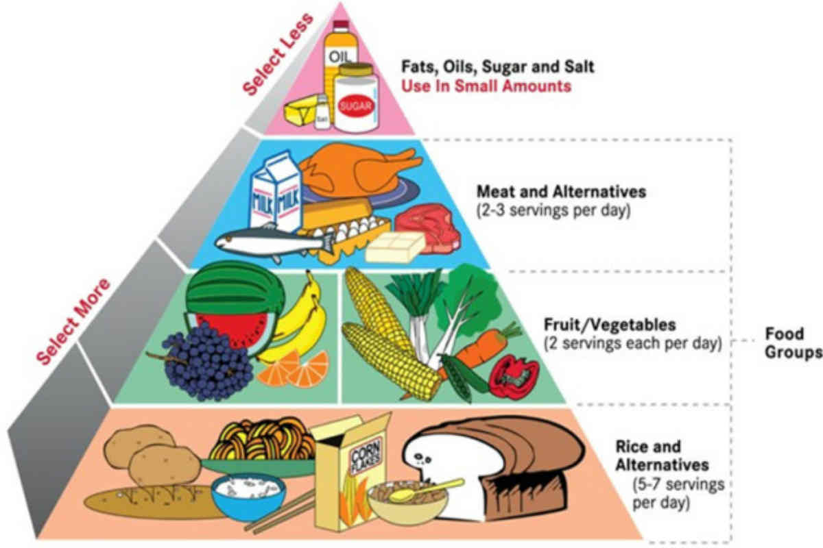 Balanced Diet-The Easy Way To Start Getting Healthy - Espoti