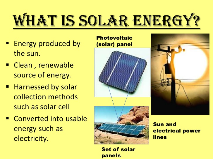 What is solar energy the simple explanation espoti for Solar energy information for students